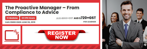The Proactive Manager - Register Now